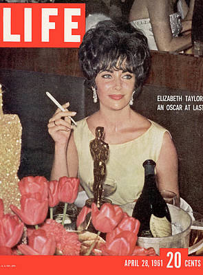 Photograph - Life Magazine Cover April 28, 1961 by Allan Grant