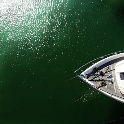 Photograph - Light And Boat by Michele Franzese