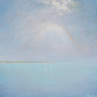 Painting - Light House by Jaison Cianelli