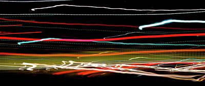 Grace Kelly - Light Streaks in Los Angeles-photo by Dustin Woods by Dustin Woods