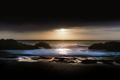 Photograph - Light Tide by Davin McLaird