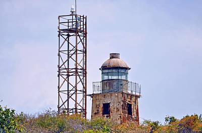Photograph - Lighthouse Close by Climate Change VI - Sales