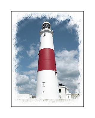 Photograph - Lighthouse by Pete Hunt