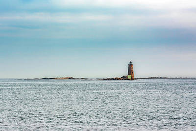 Photograph - Lighthouse Row by Todd Klassy