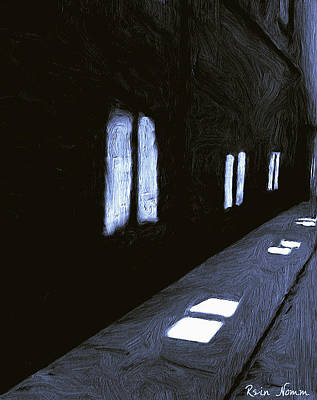 Digital Art - Lighting The Way by Rein Nomm