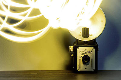 Photograph - Lights, Camera, Action by Melissa Lane