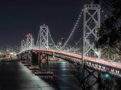 Photograph - Lightspeed by Bryan Xavier