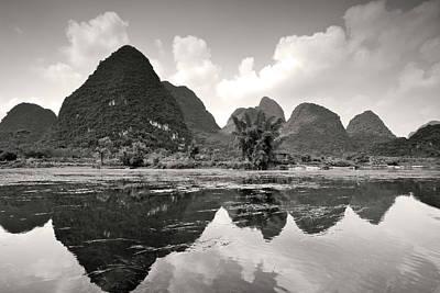 Topography Wall Art - Photograph - Lijiang Beauty by Ipandastudio