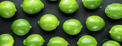 Still Life Royalty-Free and Rights-Managed Images - Limes Limes Limes by Steve Gadomski