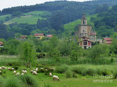 Photograph - Limpias - Cantabria by Phil Banks