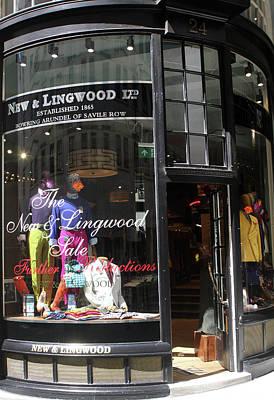 Photograph - Lingwood 2 by Aidan Moran