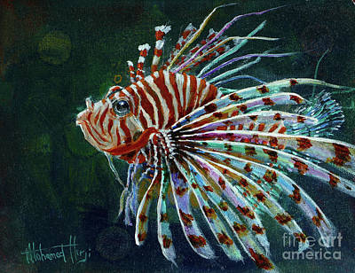 Lion Fish Original