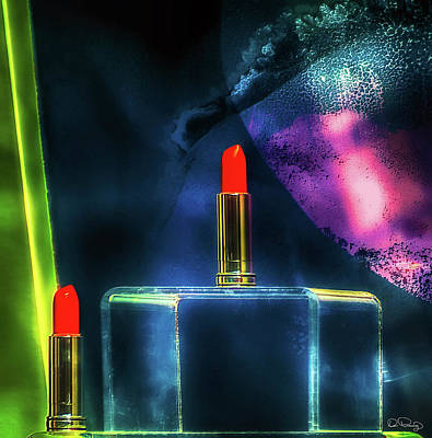 Photograph - Lipstick Display by Dee Browning