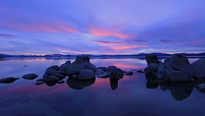 Photograph - Liquid Serenity  by Sean Sarsfield