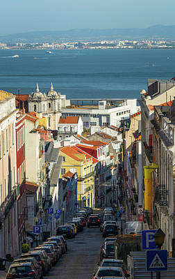 Photograph - Lisbon by Bill Martin