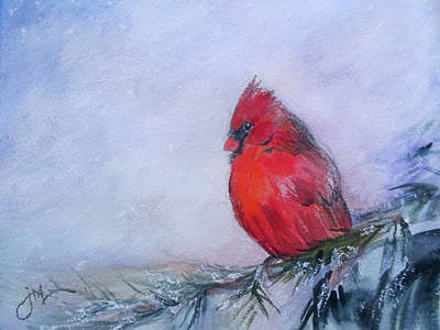 Painting - Little Chilly by Jeri McDonald