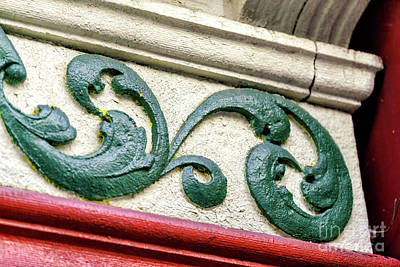 Photograph - Little Details In Chinatown New York City by John Rizzuto