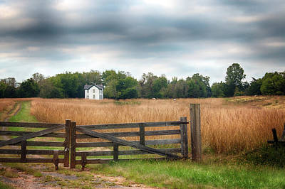 Photograph - Little House On The Prairie by Travis Rogers