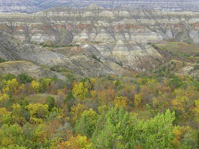 Wall Art - Photograph - Little Missouri Badlands Beauty by Cris Fulton