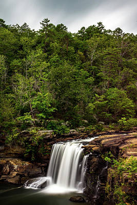 Photograph - Little River Canyon Falls by Jack Peterson