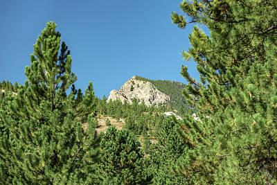Photograph - Little Rocky Mountain by Todd Klassy