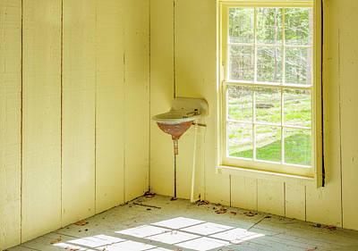 Moody Trees - Little Sink by the Window by Marcy Wielfaert