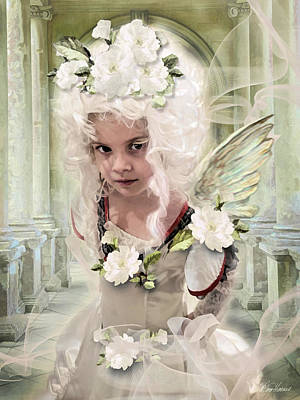 Photograph - Littlest Angel by Diana Haronis