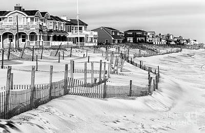 Photograph - Living Behind The Dunes At Long Beach Island by John Rizzuto