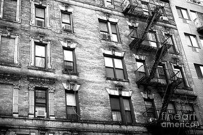 Photograph - Living On Mulberry Street In New York City by John Rizzuto