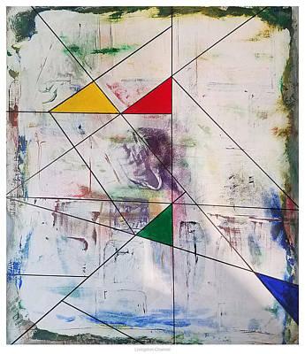 Painting - Livingston Channel by John Steven Calder