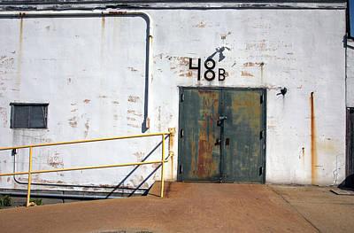Pop Art - Loading Dock 48B by Steve Gravano