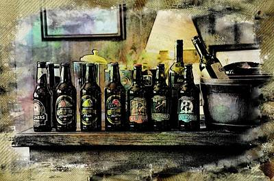 Photograph - Local Brew by Pete Hunt