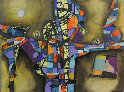 Painting - Local Resonance by Mark Jordan