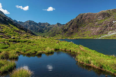 Photograph - Loch Coriusk, Isle Of Skye by David Ross