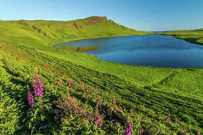 Photograph - Loch Mor, Glendale, Skye by David Ross