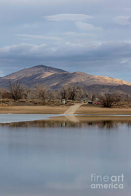 Photograph - Lon Hagler Reservoir Loveland Colorado by Ronda Kimbrow