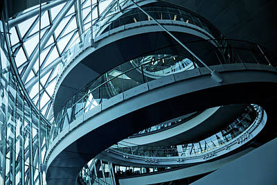Photograph - London City Hall by Nikada