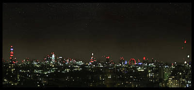 Photograph - London Skyline by John Meader