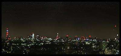 Photograph - London Skyline by John Meader