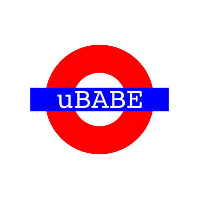 Digital Art - London Style by Ubabe Style