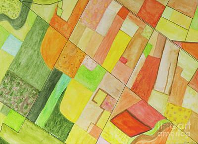 Painting - Londrigan by Linda Lees