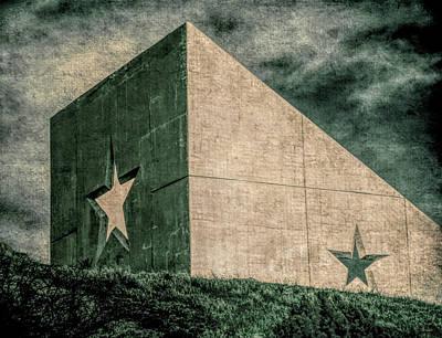 Lone Star  Art Print by Tony Grider