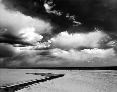 Photograph - Long Beach Island Beach by Win-initiative