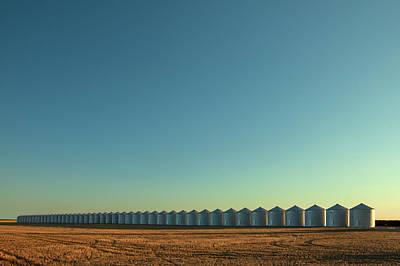 Photograph - Long Row by Todd Klassy