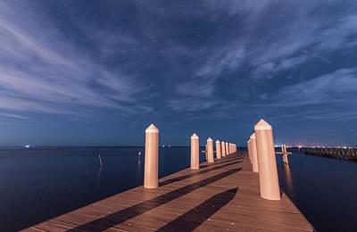Photograph - Long Shadows by Kristopher Schoenleber
