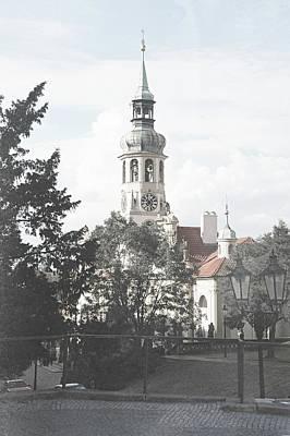 Photograph - Loreta. Prague Vintage by Jenny Rainbow