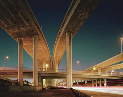Photograph - Los Angeles, California, Usa by John Humble