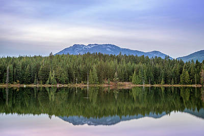 Photograph - Lost Lake, Whistler, BC, Canada 3 by Art Calapatia