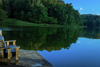 Photograph - Lost Serenity  by James L Bartlett