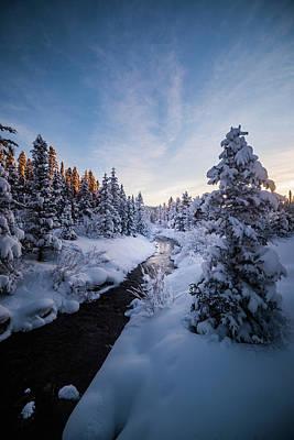 Landscapes Kadek Susanto - Louise Creek P by Joe Kopp
